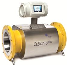 QSonic ultrasonic meter